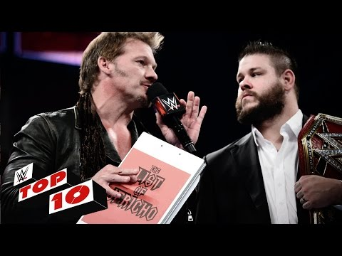 Top 10 Raw moments: WWE Top 10, Oct. 11,...