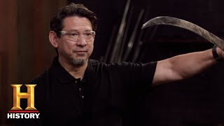 Forged in Fire: The Rhomphaia Tests (Season 5) | History