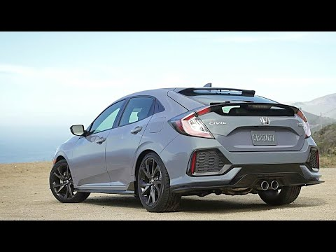 Honda Civic 2018 Hatchback Sport Touring
