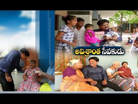 Hyderabad's Kishore Kumar   Railway Employee Turns God   to Orphans in  Telugu States