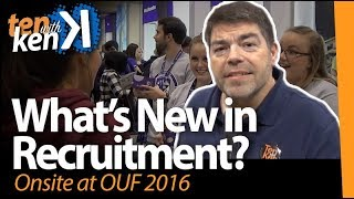 OUF2016: What's New in Recruitment Marketing?
