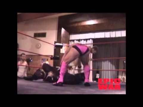 Samoa Joe/Super Dragon v Bryan Danielson/Brian Kendrick