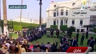 سلال للصحفيين في القاهرة   سؤال واحد أو زوج رانا جيعانين