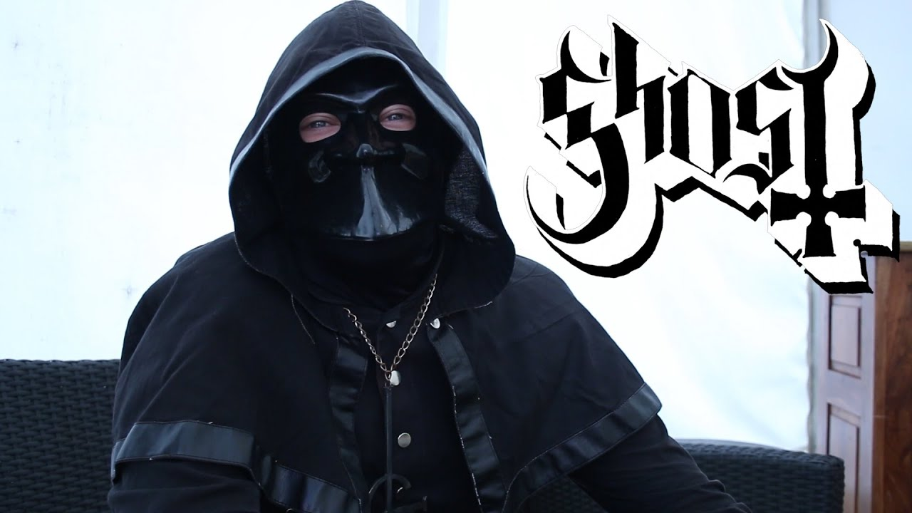 nameless ghoul. interview ghost, nameless ghoul - main square festival 2014 ( french subtitles ) youtube u
