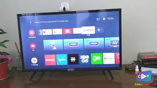 SMART TV TCL ANDROID S6500