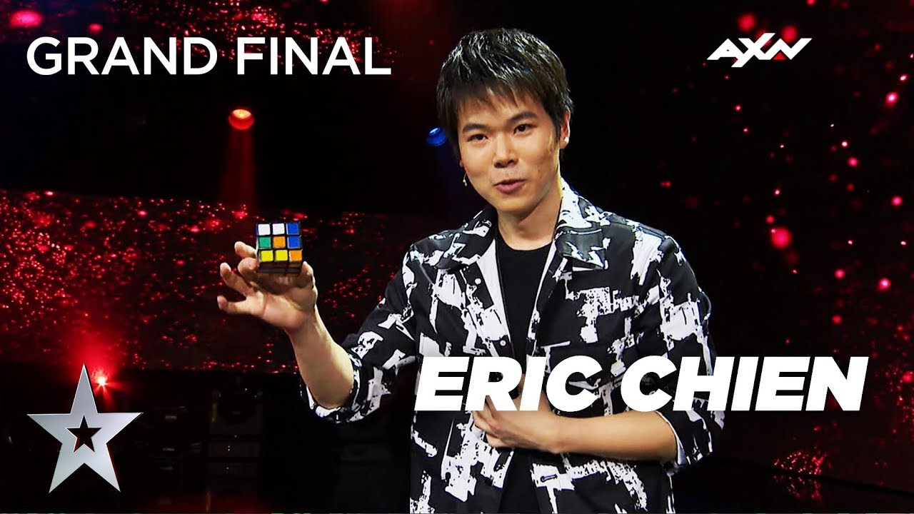 Download Eric Chien (Taiwan) Grand Final | Asia's Got Talent 2019 on AXN Asia