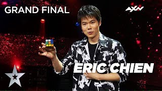 Eric Chien (Taiwan) Grand Final - VOTING CLOSED | Asia's Got Talent 2019 on AXN Asia