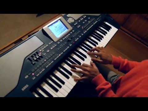 Thangamey (Naanum Rowdy Dhaan) Keyboard/Piano Cover/Improvisation