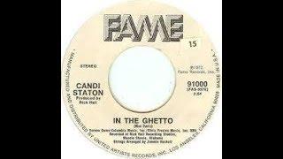In The Ghetto  CANDI STATON Video Steven Bogarat