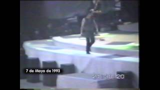 57 Channels (and nothing on) Bruce Springsteen live in Gijon, May 93
