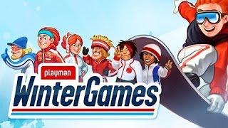 Playman Winter Games de Android