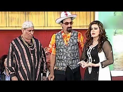Best Of Nasir Chinyoti and Iftikhar Thakur New Pakistani Stage Drama Full Comedy Clip