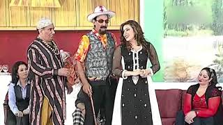 Best Of Nasir Chinyoti and Iftikhar Thakur New Pakistani Stage Drama Full Comedy Clip | Pk Mast