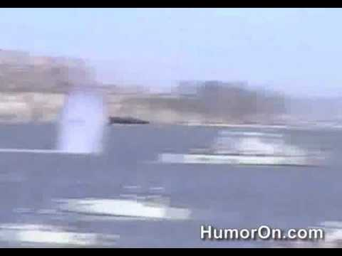f18 fly by water