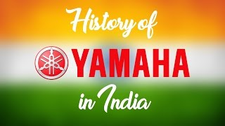 The History of Yamaha Motorcycles in India (1983 - Present )