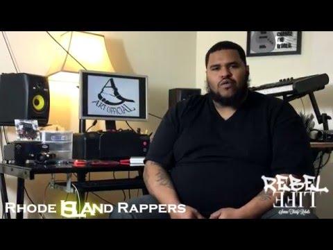 Rhode Island Rappers : J2 Nyce    Performance Rebel Life TV @PthaDutchMaster