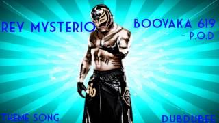 "WWE Theme Songs - 8th Rey Mysterio ""Booyaka 619"" 2006-2011 [HQ]"