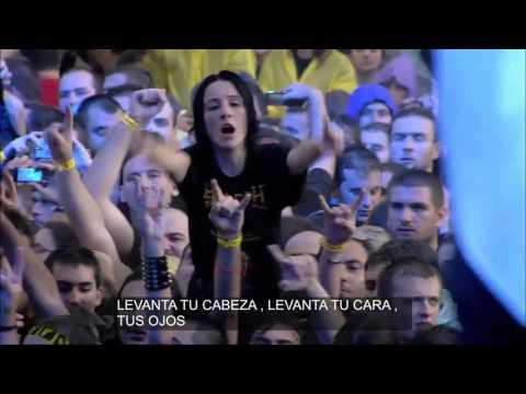 Megadeth  In My Darkest Hour - The Big 4 in Sofia 2010 (Subtitulado Al Español)