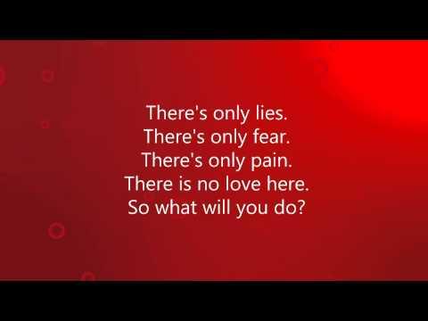 Simple Plan - No Love Lyrics