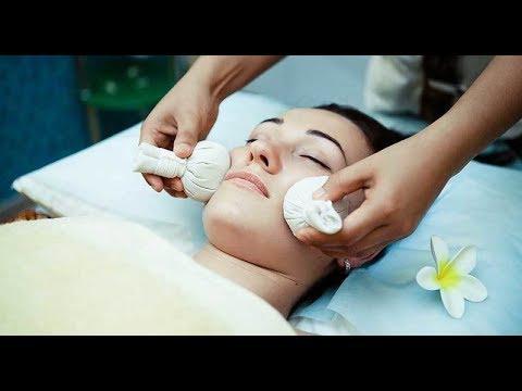 Тайский массаж лица - процедура против морщин