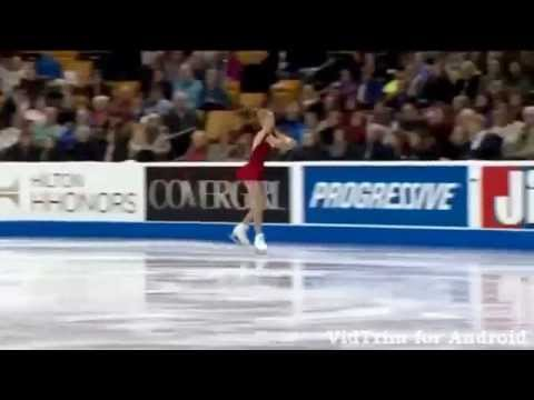 Gracie Gold Skates To