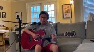 Better Man - James Larson Cover - Taylor Swift - Little Big Town - Acoustic Guitar & Vocals