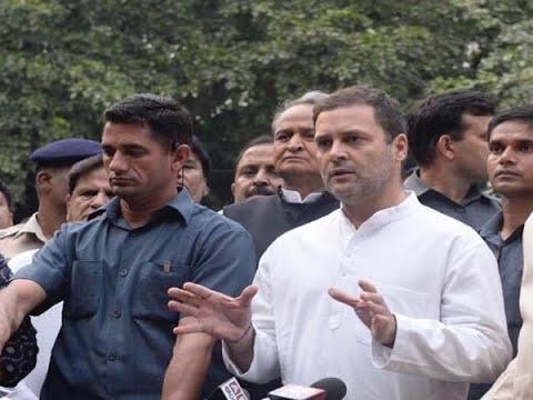 Congress alerts MHA on laser beam pointed at Rahul | Master Stroke (11.04.2019)