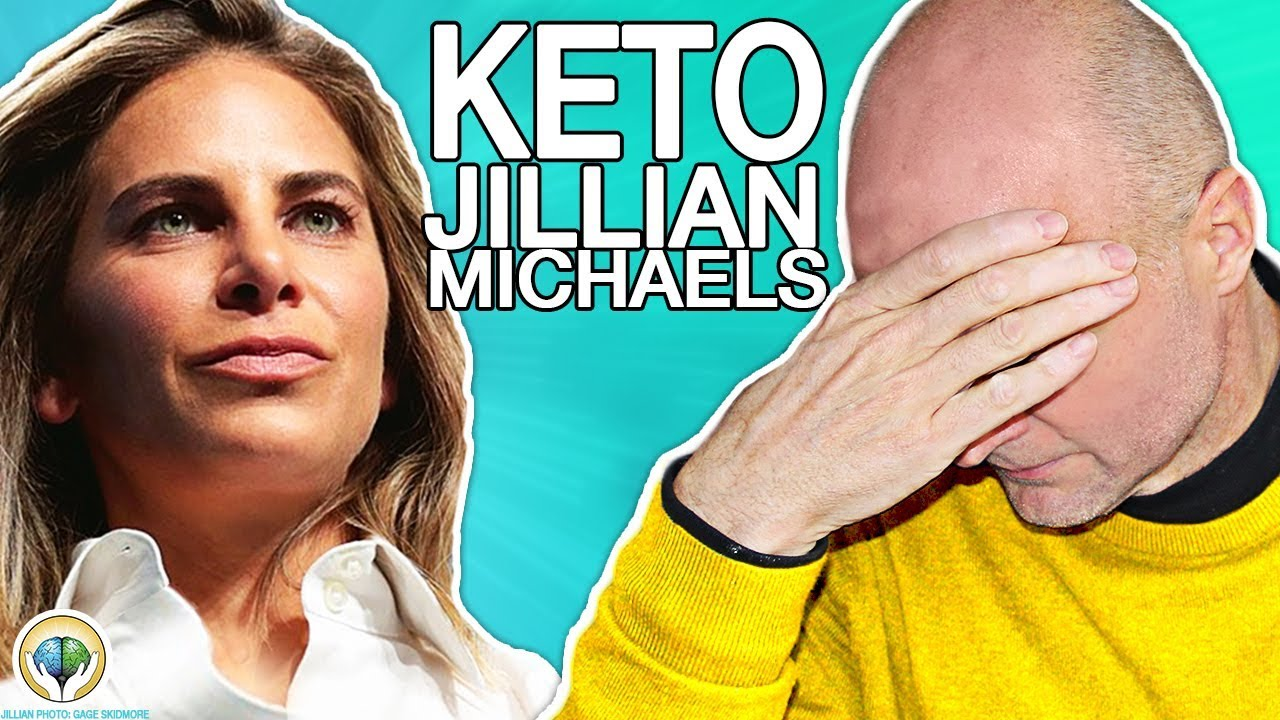 Real Doctor Reacts To Crazy Jillian Michaels' Comment On Keto Diet & Truth About Ketogenic Diet