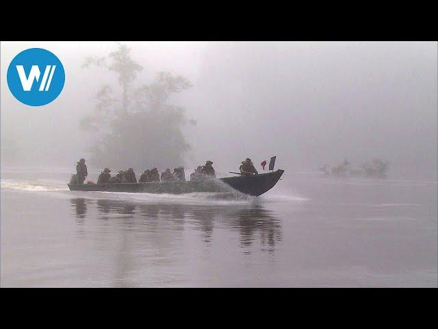 Fremdenlegion, die Hölle im Regenwald (360° - GEO Reportage)