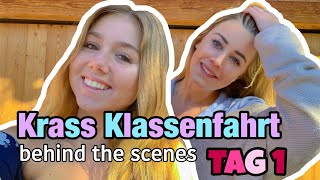 Drehtag #1😍⎢Krass Klassenfahrt Staffel 3 Vlog