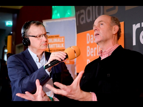 The King's Choice - Erik Poppe & Karl Markovics zu Gast im Berlinale Nighttalk