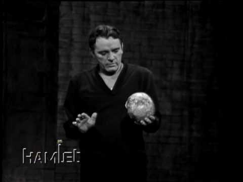 Hamlet and Gravedigger