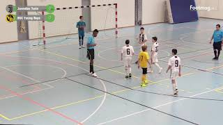 Riviera Futsal Cup U13 2019 quart Champion's League Juventus de Turin VS BSC Young Boys