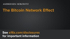 The Bitcoin Network Effect