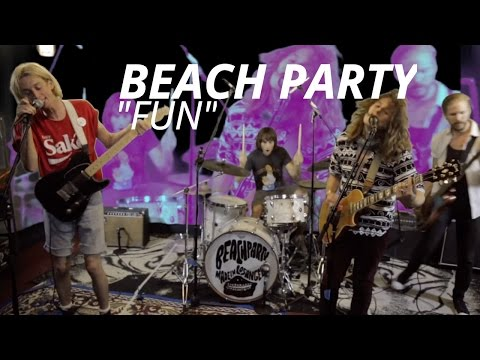 """Beach Party """"Fun"""" LIVE at the BlindBlindTiger.com Speakeasy"""