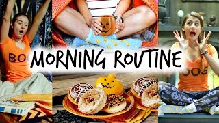 Morning Routine | In a Haunted House