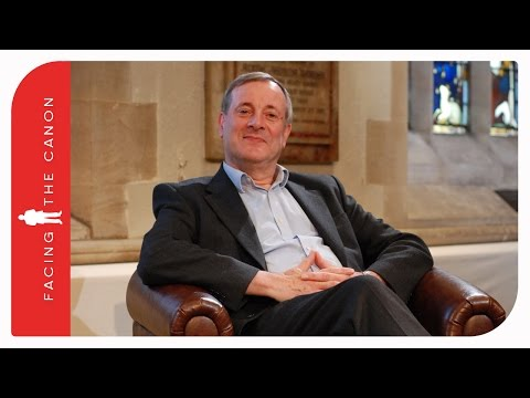 Facing the Canon with Alister McGrath