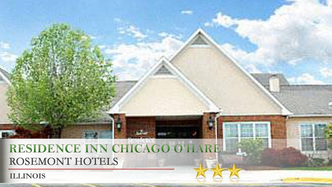 Residence Inn Chicago O\'Hare - Rosemont Hotels, Illinois - YouTube