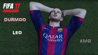 LEJÁTSZUK A MAI RANGADÓKAT! // FIFA 17 /feat. DURMOO & AMG