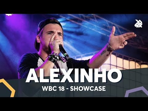 ALEXINHO | WBC Showcase 2018 | Beatbox Battle World Champion