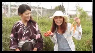 無農薬栽培を体験できる農場「コトモファーム」さんを訪問。 美人ファー...
