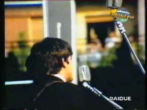 The Beatles in Milan, Italy, June 1965