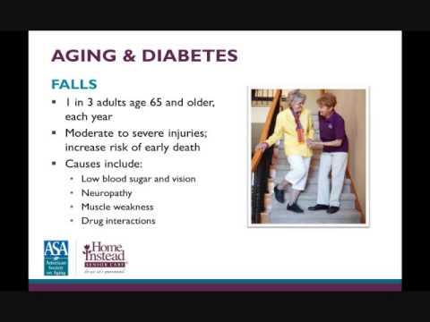 Understanding Diabetes in Older Adults — Professional Caregiver Webinar