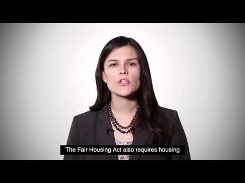 DRTx Legal Tip Video: Housing Rights of Veterans and People with Disabilities