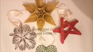 Diy & Christmas Tree Toys  christmas Decoration Ideas