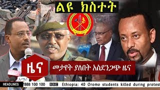 news amharic today