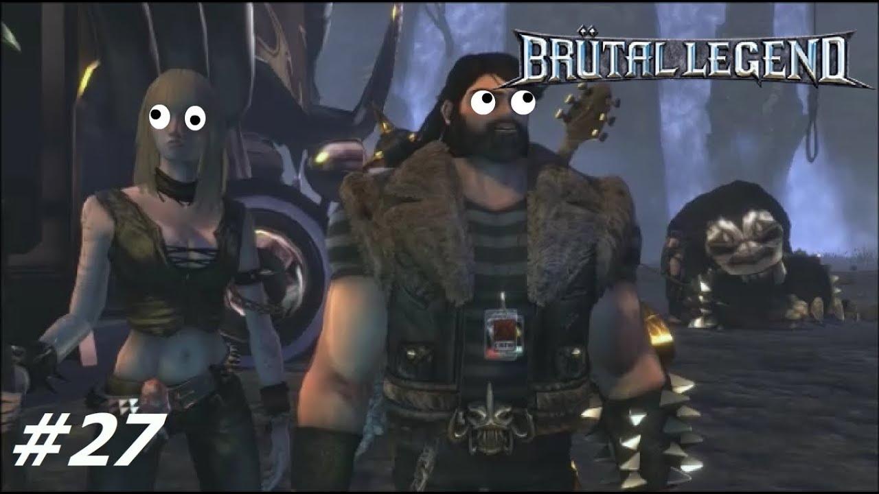 Evil Ophelia Brutal Legend Let's play brutal legend w/gaminghappens ...