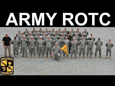 ARMY ROTC | ARMY OFFICER | MILITARY SCIENCE