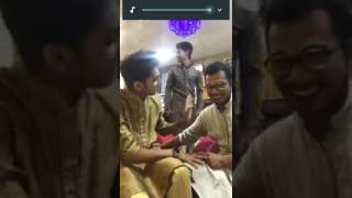 Tawhid Afridi Exclusive New Funny Facebook Live Vi...