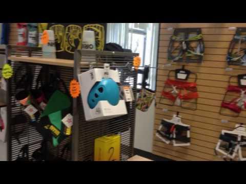 Origin Climbing and Fitness Center - FULL VIDEO TOUR (Las Vegas Henderson, Nevada)